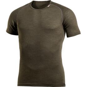 Woolpower Lite T-Shirt Uomo, pine green
